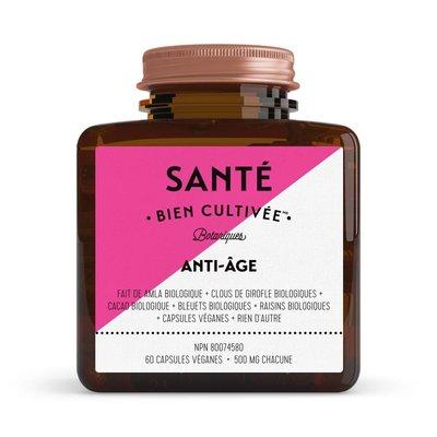Santé Bien Cultivée Capsules véganes - Anti-âge