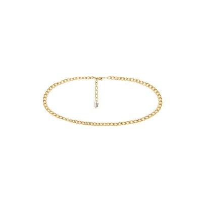 Twenty Compass Bracelet  de cheville - Kira plaqué or