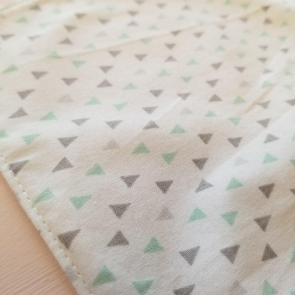 Bécot & Calino Bavoir d'épaule pour les rots - Triangles