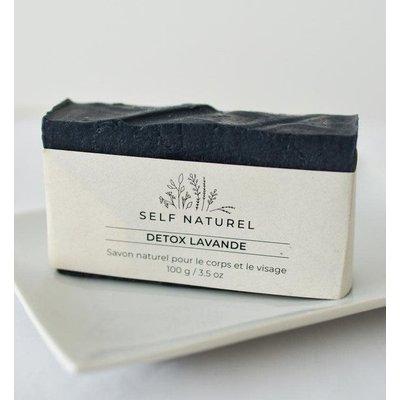 Self Naturel Savon - Detox Lavande