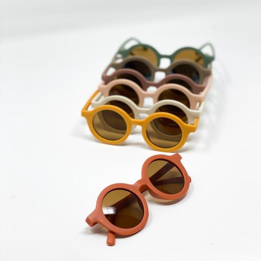 Miminoo Lunettes de soleil durables pour enfants UV400
