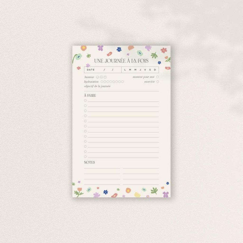 Valorise Bloc-notes - Le Floral Estival