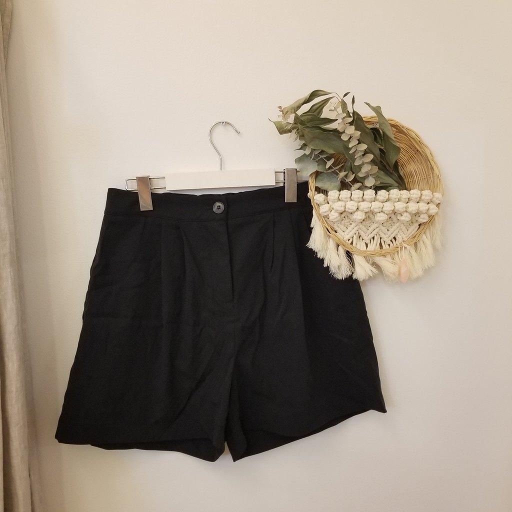 Meemoza Shorts Maelle - Noir