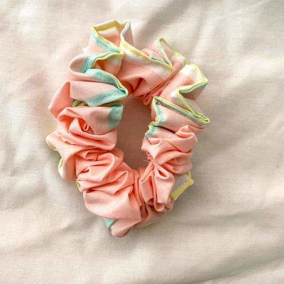 Filabeth Chou à cheveux - Rose pastel