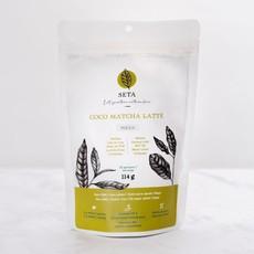 Seta Organic Coco matcha latté