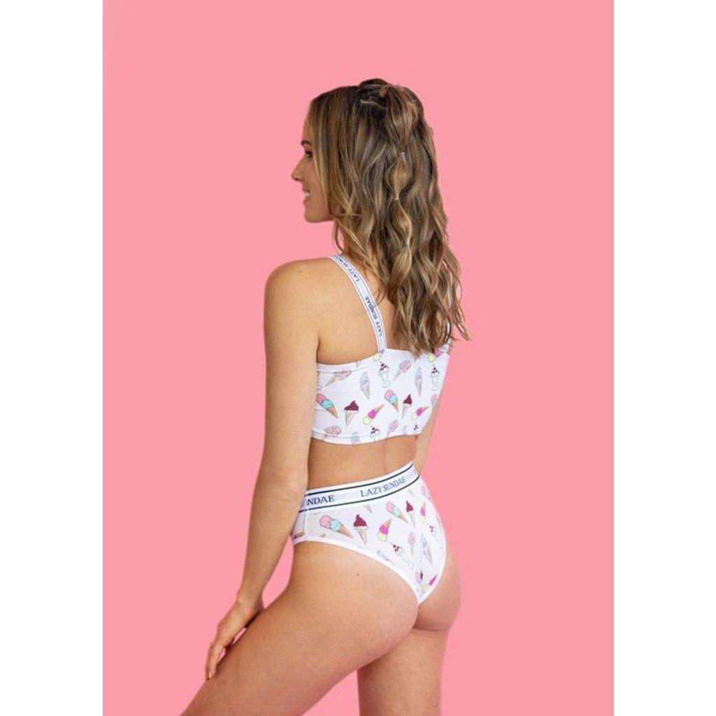 POP underwear Bas Brésilienne - Lazy Sundae