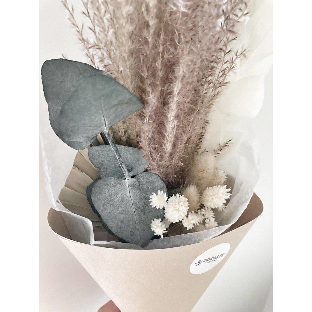 Eucalie Art Floral Bouquet - Jazz