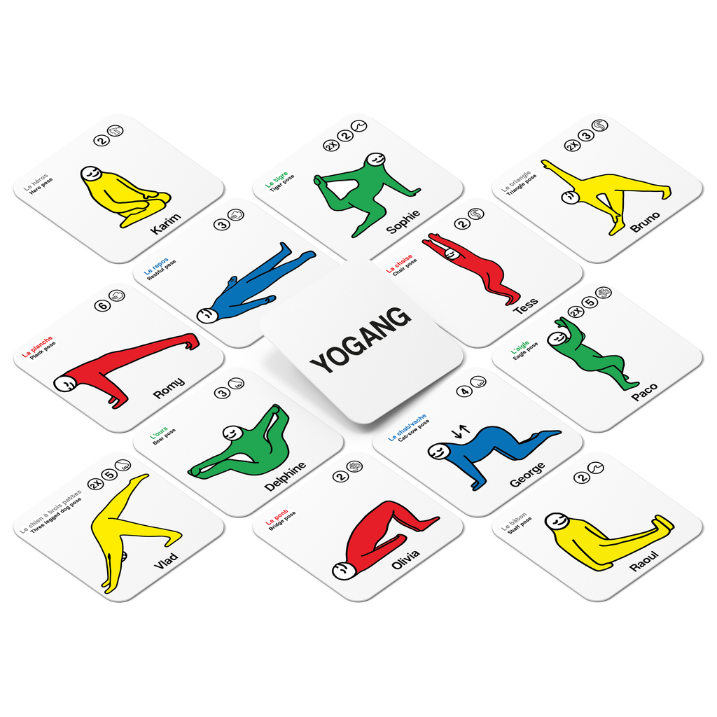 Yogang Cartes de recharge - Yogang