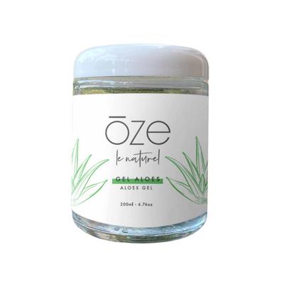 Ōze le naturel Gel à l'aloes - Eucalyptus