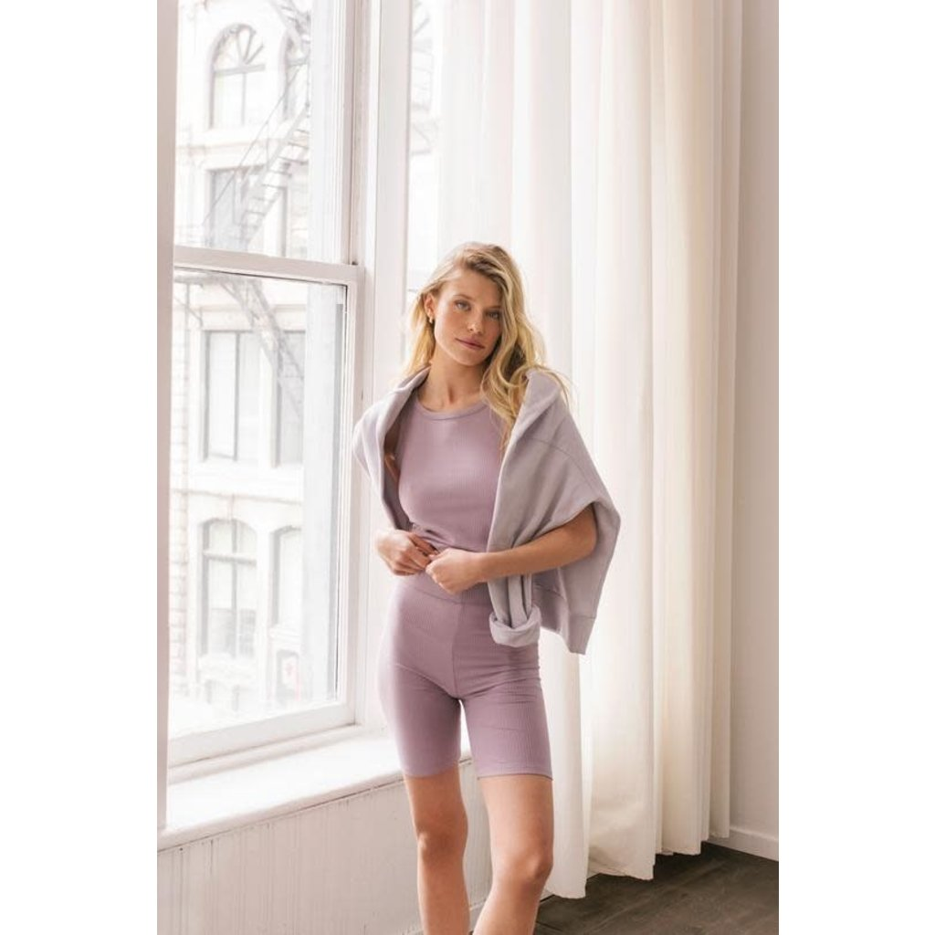 Dailystory clothing Camisole Jane - Lilas