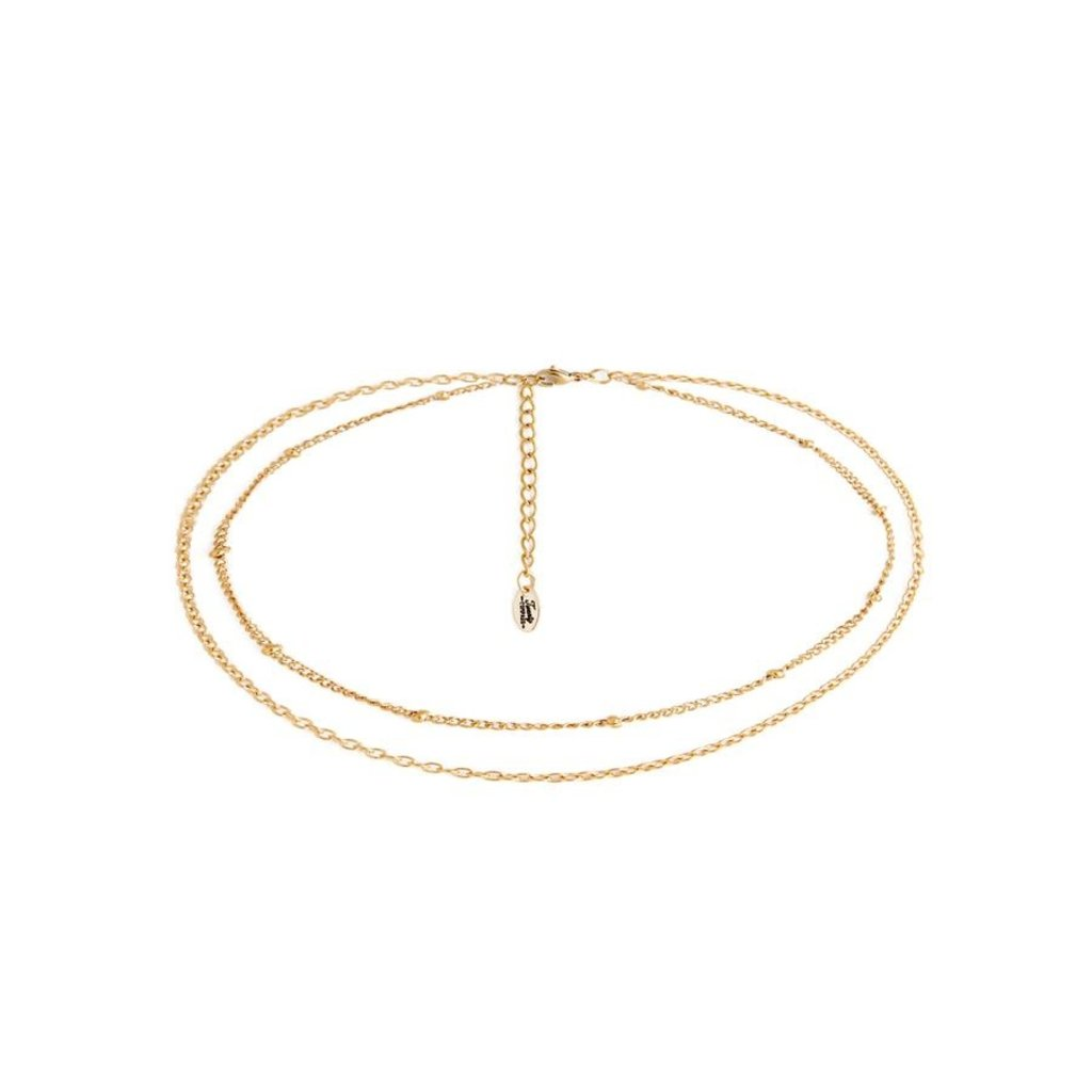Twenty Compass Bracelet de cheville - Bondi Vermeil