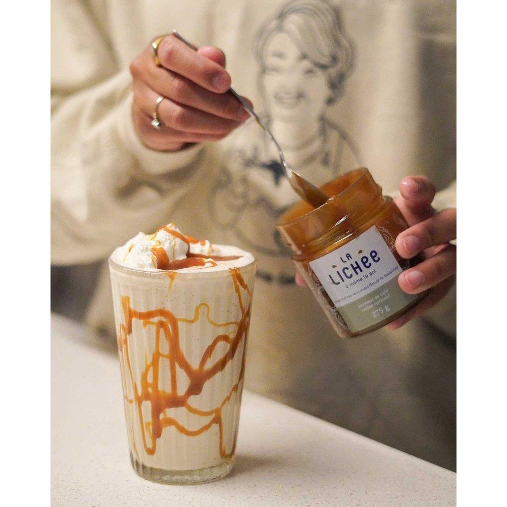La Lichée Caramel au café