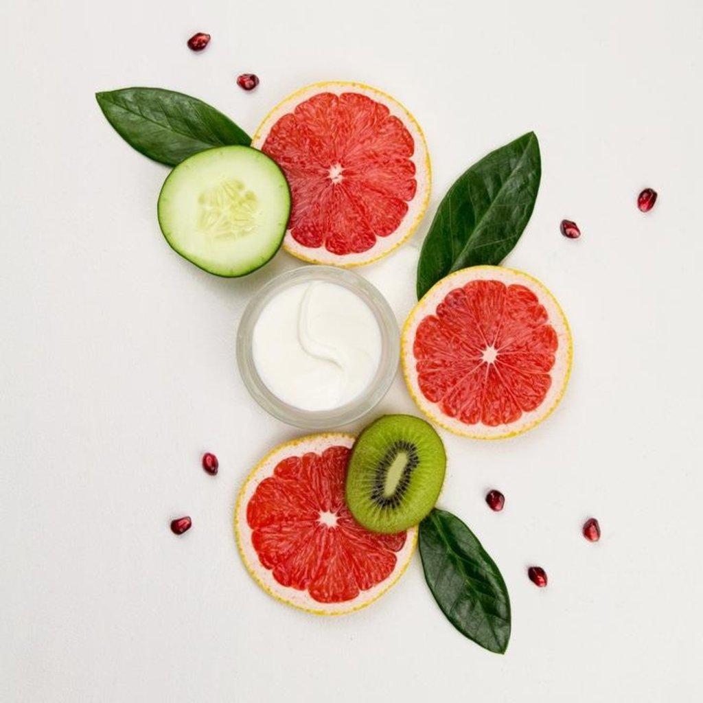 BKIND Crème pour le visage aux superfruits