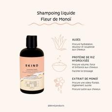 BKIND Shampoing Monoï - Hydratation et Brillance