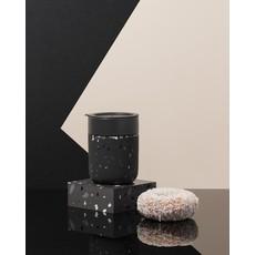 W&P porter Tasse en céramique 12 oz - Terrazzo Charcoal