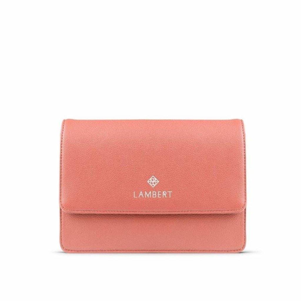 Lambert EMMA - Sac à main cuir vegan Blossom