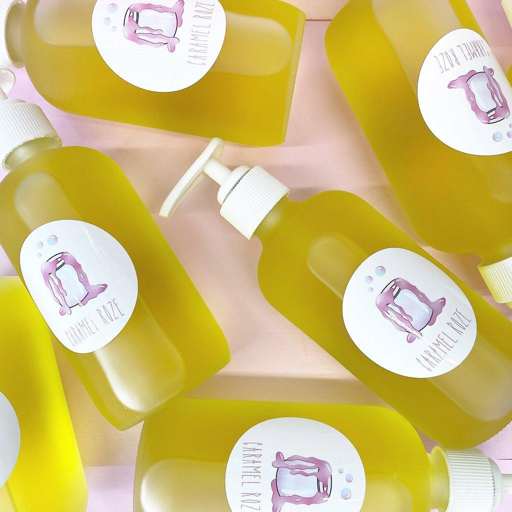 Caramel Roze 6-Huiles - Banane