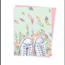Hobeika Art Carte - Piétiner l'automne