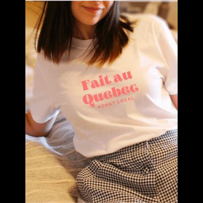 Callitee T-Shirt - Fait au Québec