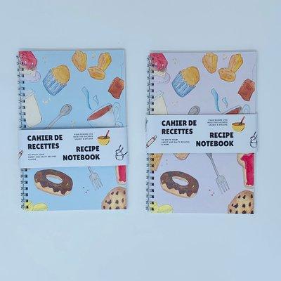 Kit de Survie Cahier de recettes plastifié