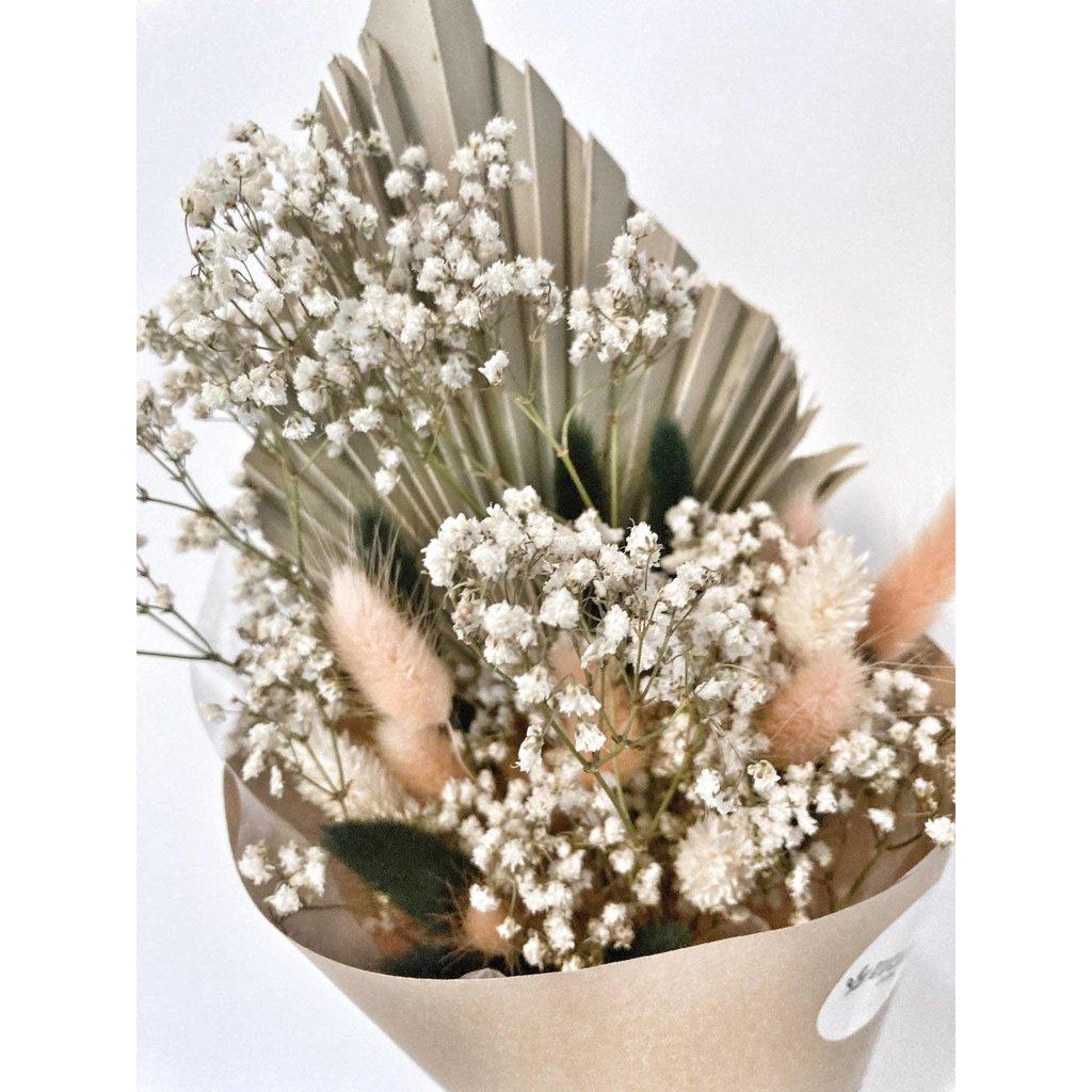 Eucalie Art Floral Bouquet - Aurora
