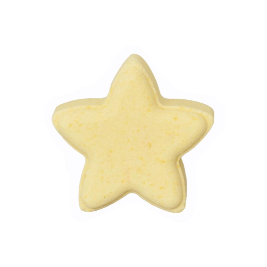 Poussière d'Étoile Bombe de bain - Étoile filante Limonade framboises