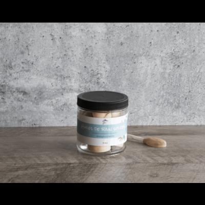 Poussière d'Étoile Huile de bain solide - Eucalyptus & menthe