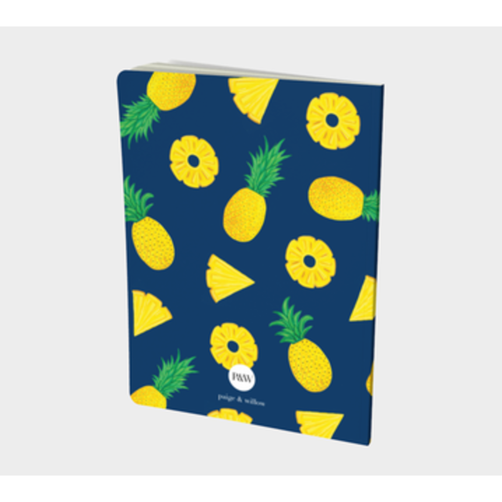 Paige & Willow Cahier - Ananas
