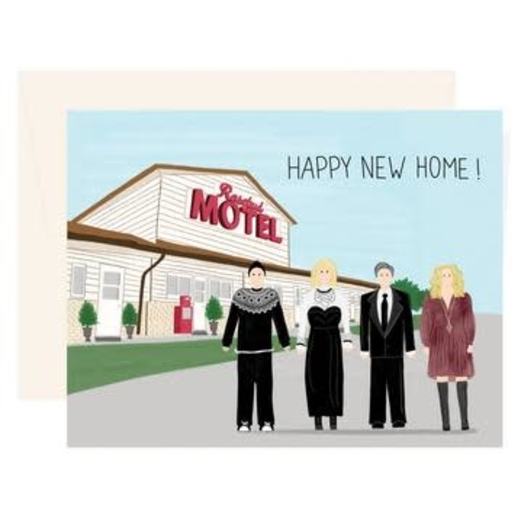Paige & Willow Carte - Happy New Home