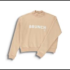 Birdz Chandail beige Club des petits déjeuners - Brunch
