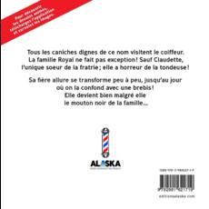 Les éditions Alaska Le caniche qui avait peur du coiffeur
