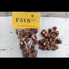 FAYS Terroir Chocolaté Popcorn au chocolat