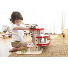 Plan Toys Garage de voitures