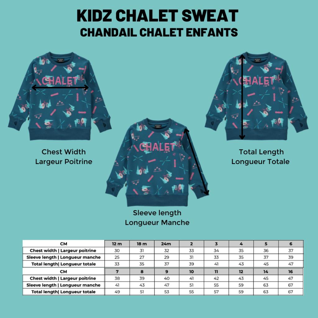 Birdz Chandail rose quartz pour enfants - Chalet