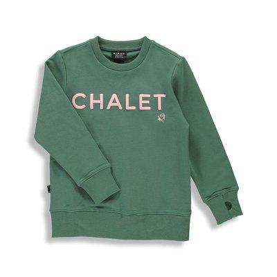 Birdz Chandail vert forêt - Chalet