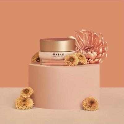 BKIND Crème pour le visage florale