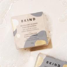 BKIND Revitalisant en barre Fleur de plumeria - Cheveux crépus et frisés