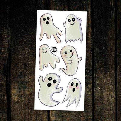 Picotatoo Tatouage - Les surprenants fantômes