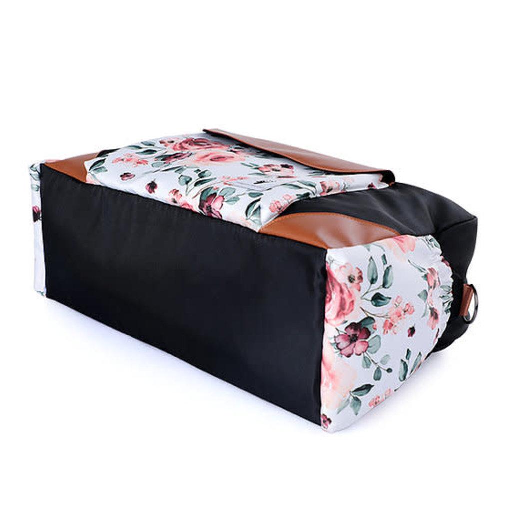 Collection Mini Coco Sac à couches à bandoulière - Floral