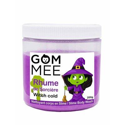 GOM·MEE Nettoyant pour le corps en slime - Rhume de Sorcière