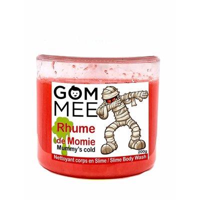 GOM·MEE Nettoyant pour le corps en slime - Rhume de Momie