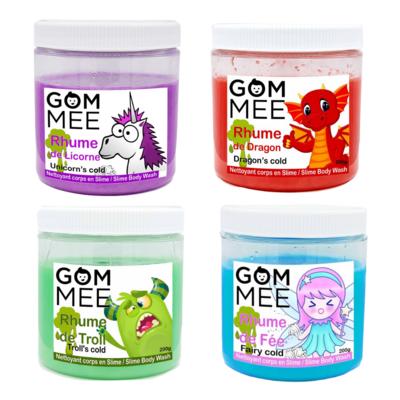 GOM·MEE Nettoyant pour le corps en slime