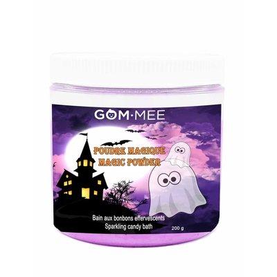 GOM·MEE Poudre magique - Bain aux bonbons effervescents