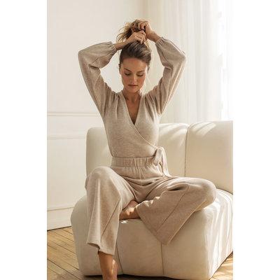 Dailystory clothing Pantalon Stella - Sable