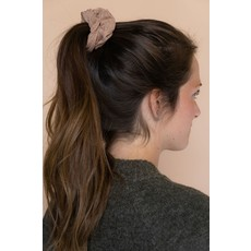 Rose Maternité Chouchou à cheveux - Beige Rosé