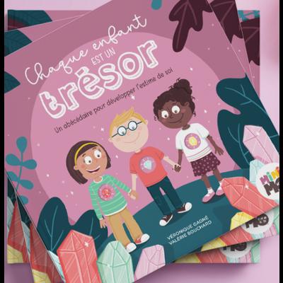 Minimo Livre abécédaire - Chaque enfant est un trésor