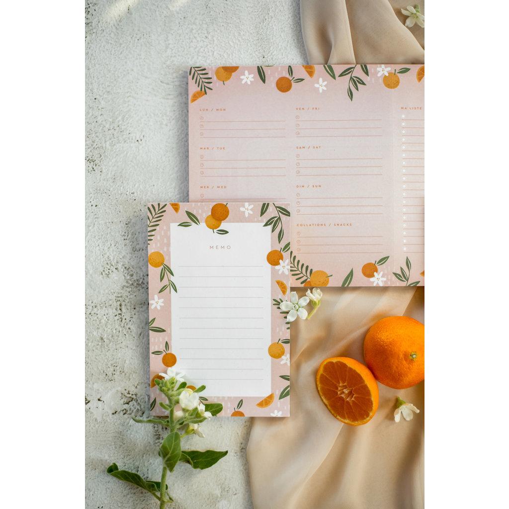 Mimosa Design Bloc-notes - Mimosa
