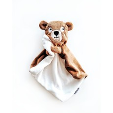 Veille sur toi Doudou ours - Winston