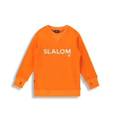 Birdz Chandail pour femmes orange - Slalom