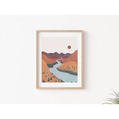 Les Barbos Affiche 8x10 - L'Éperon